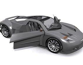 Chrysler ME Four-Twelve 3D asset