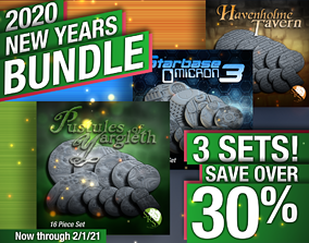 3D print model 2020 Holiday Bundle 2