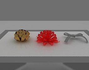 models 3D ribbon
