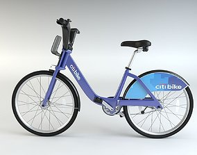 New York City Citibike 3D model