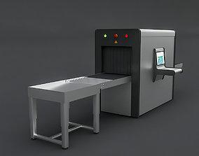 VR / AR ready Xray 3D Model