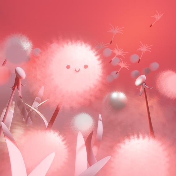 dandelions (Referents: ^_^ Ramona Wultschner)