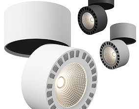 3813xx Forte Lightstar Ceiling lamp 3D model