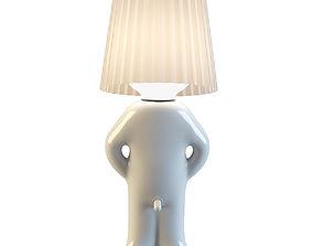 Mr Pee Lamp 3D