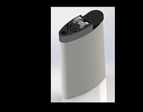 Lighter 3D print model
