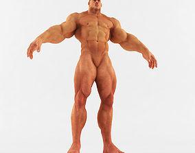 3D Strong man