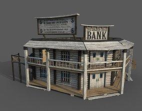 3D asset Western Bank