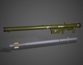 Chinese vanguard-1 Anza MK-II 3D