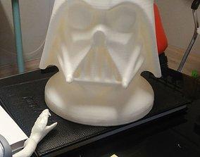 Darth Vader pot 3D printable model