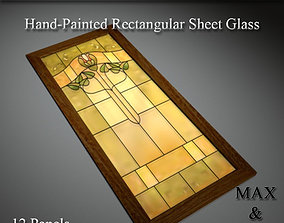 3D Art Glass Set 19