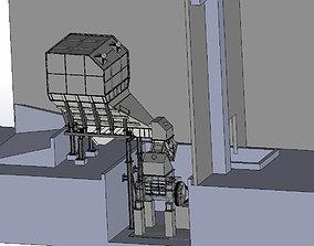 Feeder 3D model