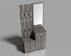 Hall units 3D