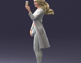 3D model selfie beautiful girl 0604 fashion
