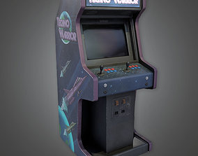 ARC1 - Arcade Cabinet 03 - PBR Game Ready 3D model