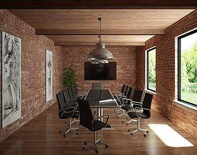 Meeting Room 01 3D