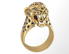 mirshahidi-niloo Tiger Ring 3D print model