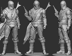 3D print model The Mandalorian