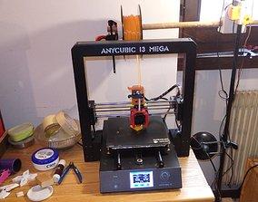 i3 mega semi direct extruder motor 3D printable model