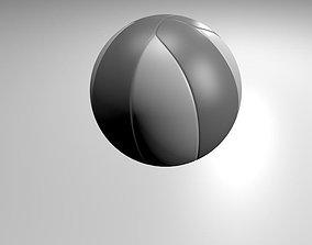 Volleyball Ball 3D print model