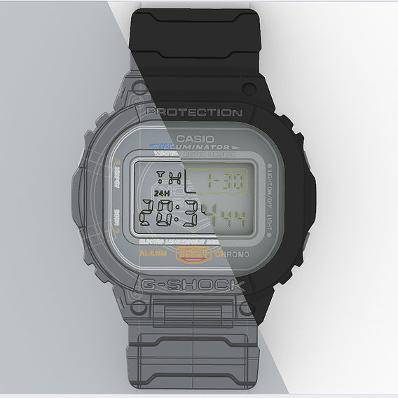 CASIO G SHOCK FOREVER!!