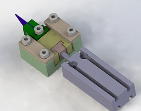 Cutter module 3D