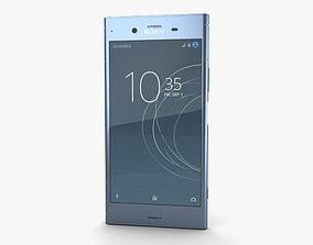 3D Sony Xperia XZ1 Moonlit Blue