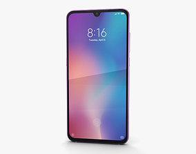 Xiaomi Mi 9 Lavender Violet 3D model