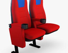 3D Cinema chair v 1