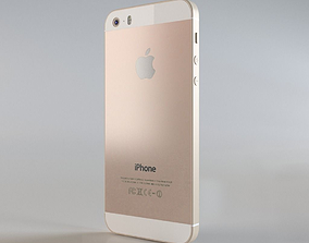 iphone 5s model 3D