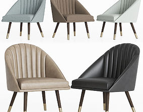 3D Cult Living Audrey Occasional Tub Chair