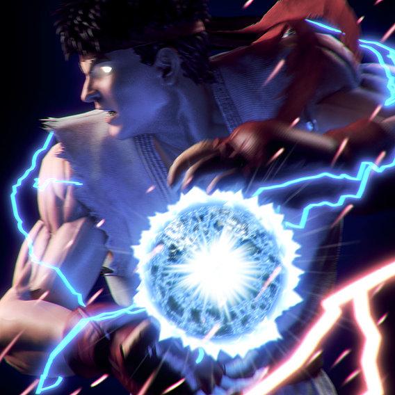Ryu (Fan art)