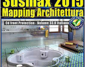 3ds max 2015 Mapping Architettura vol 33 Italiano cd 1
