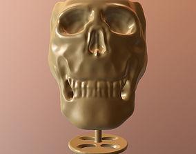 Scull-goblet 3d print