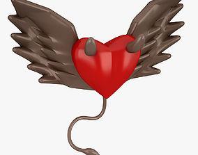 Heart Devil 3D