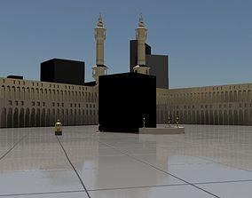 3D Masjid al-Haram