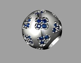 Diamond Bead 3D print model