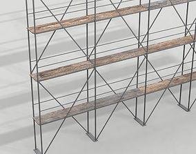 3D asset Scaffolding 02