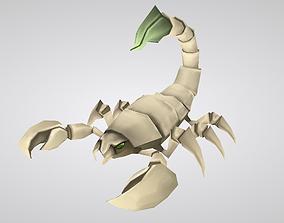 3D model Desert Scorpion - Game Asset