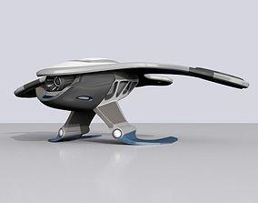 3D Drone Police Audi