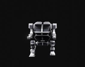 Mech Machine 3D model