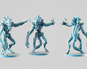 3D print model Demon ice