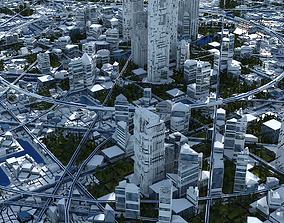 environment Future City 2026 3D