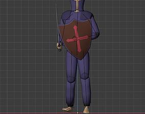 3D model RPG Player