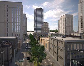 City District 01 3D model