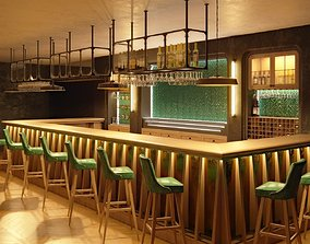 Bar design 3D