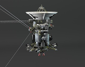3D Cassini uncovered