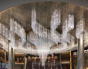 Hotel lamp model
