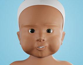3D print model Baby Head