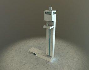 3D model EDDB DFS Tower