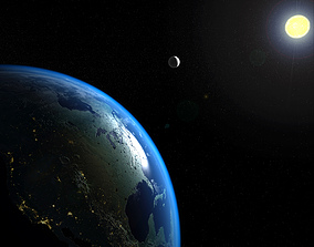 realtime Earth 3D